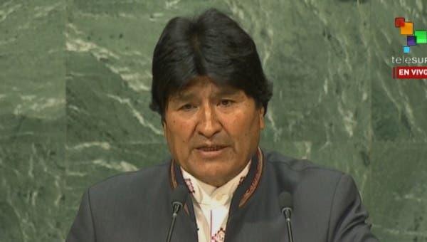 Erradicar el capitalismo debe ser el objetivo, afirma Evo Morales ante la ONU