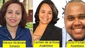 Dominicanas ganaron primarias demócratas en NY exponen sus planes