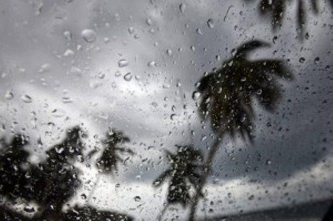 Meteorología prevé aguaceros aislados en horas de la tarde