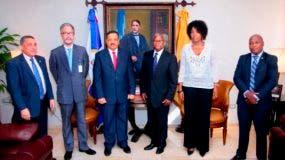 embajador de Haiti