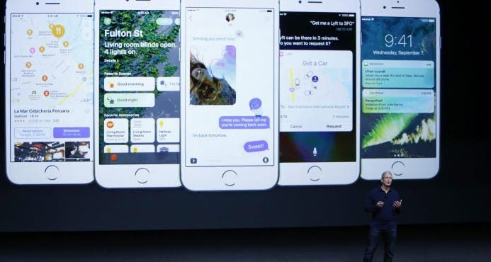 Apple presenta el iPhone 7, sin entrada de audio