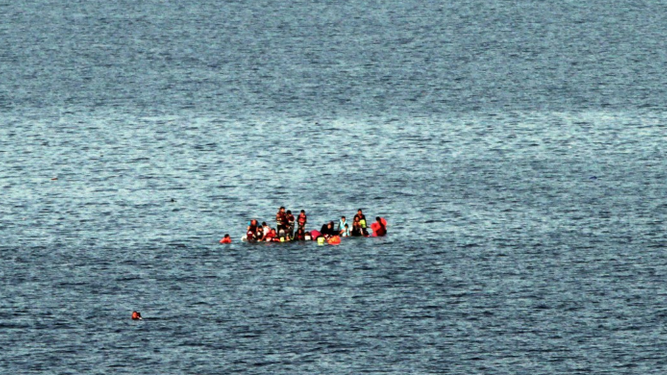Mueren 15 haitianos tras naufragio en Turcos y Caicos