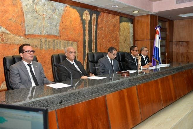Consejo Poder Judicial