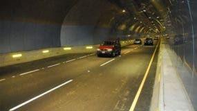 túnel-Ortega y Gasset-túnel UASD