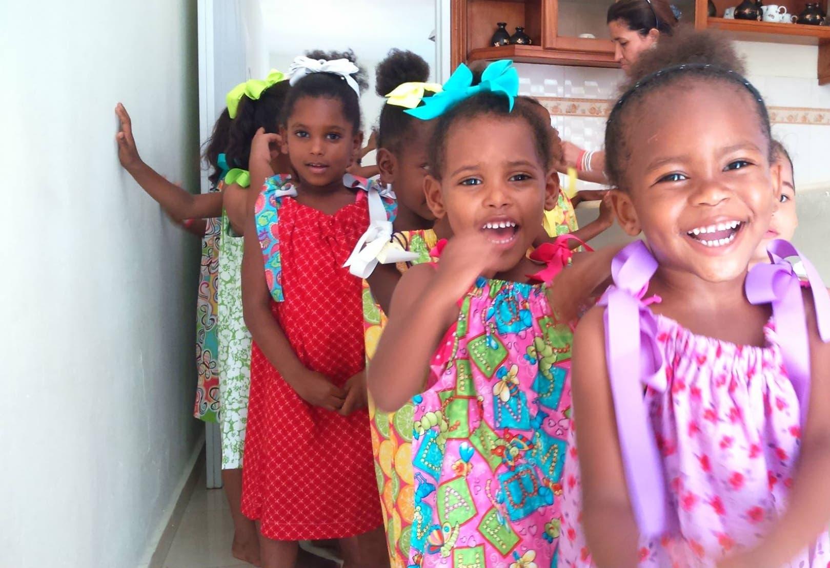 Madelaes, un lugar especial para niñas huérfanas