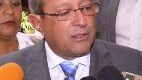 Ángel  Estévez ministro de Agricultura