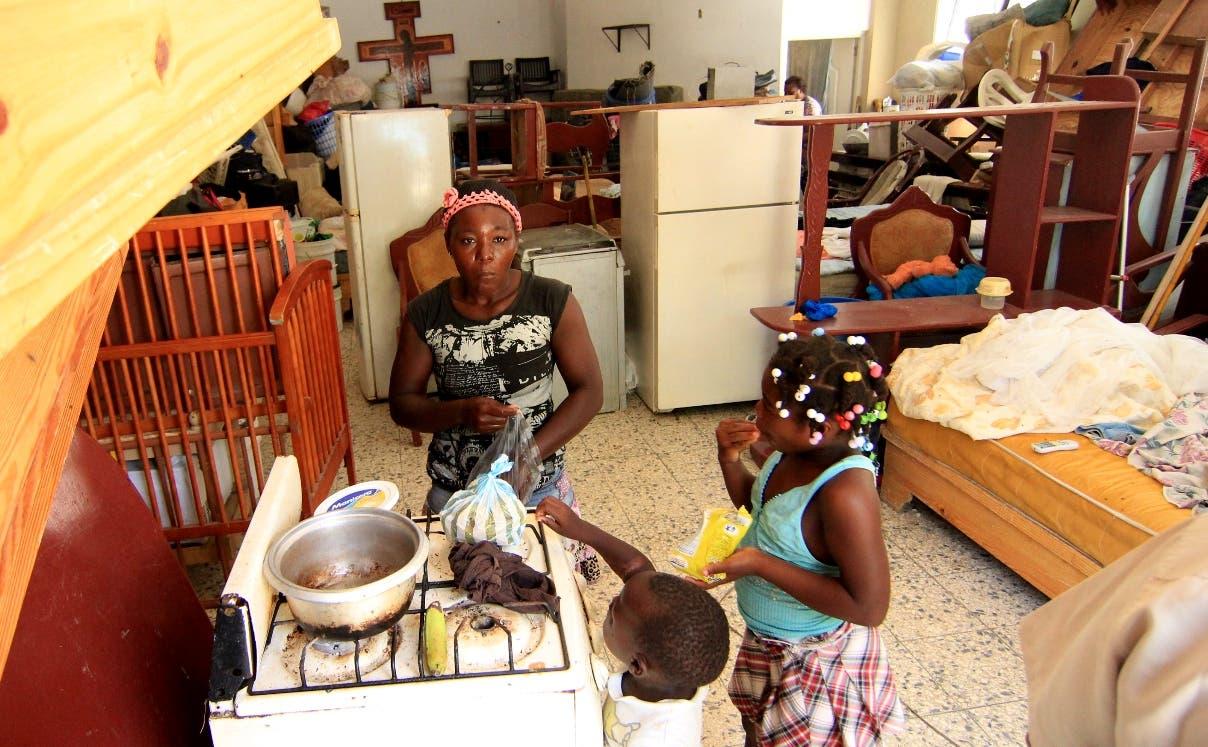 Damnificados por las lluvias que dejo el huracàn Mattew aun no reciben ayudas. Foto: Elieser Tapia.