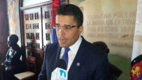 David Collado, alcalde del DN.