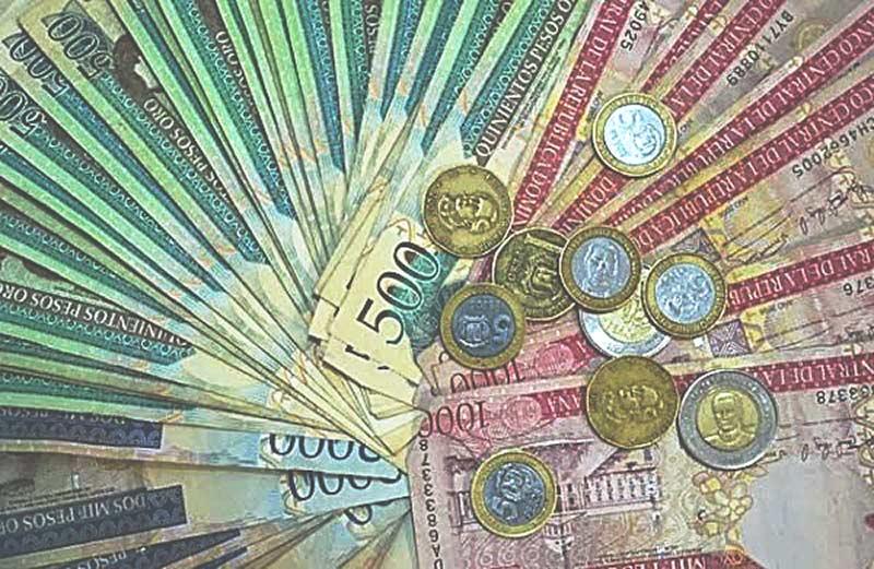 El peso dominicano se depreció un 0,04 por ciento frente a dólar