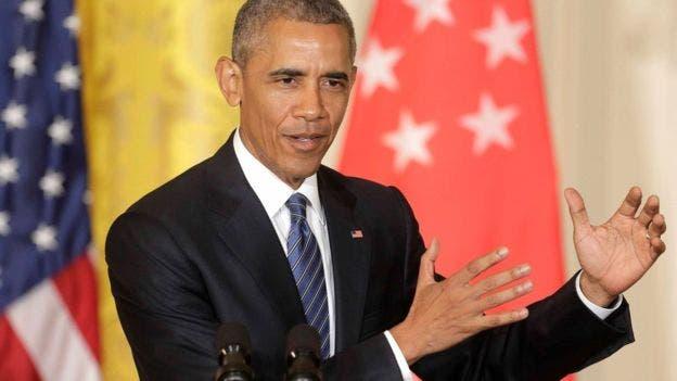 «El fenómeno Donald Trump se ha nutrido del resentimiento contra el primer presidente negro» de EE.UU., Barack Obama