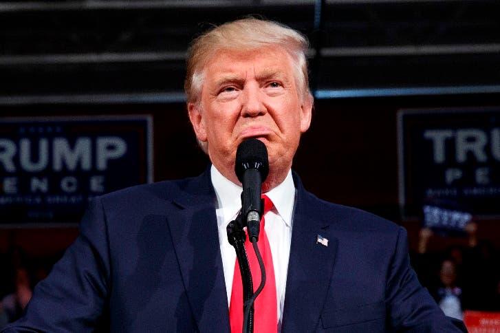 Se burlan de Trump por decir «bad hombres» durante el debate