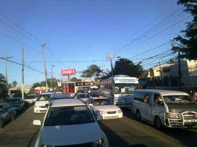 Choferes de Puerto Plata subirán pasajes tras gobierno eliminar subsidio