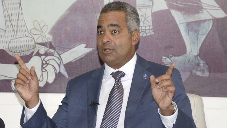 Joel Santos fue electo recientemente presidente de Asonahores.