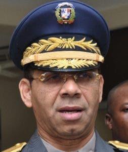Nelson Rosario, exvocero de la Policía Nacional, fue puesto en retiro. Foto de archivo