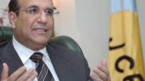 Julio César Castaños Guzmán, presidente de la Junta Central Electoral (JCE).  Foto de archivo.