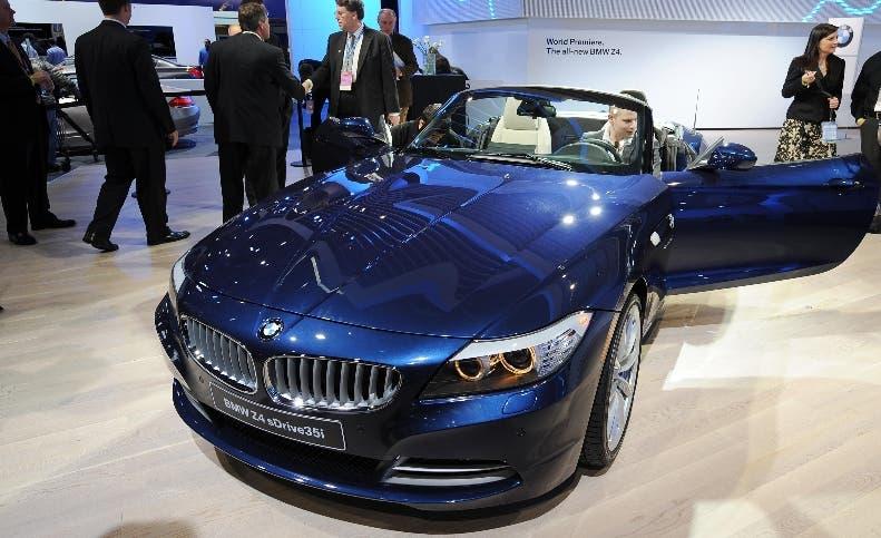 La ganancia y los gastos de BMW