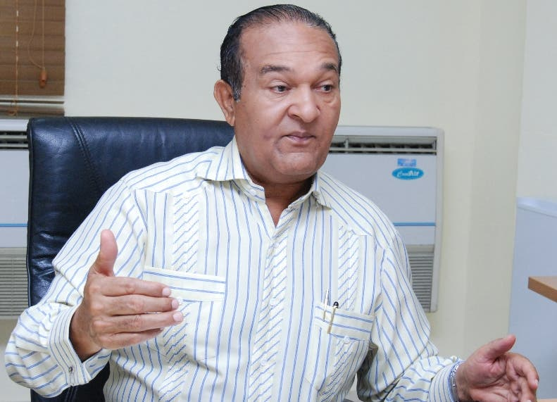 Antonio Marte Presidente de Conatra
