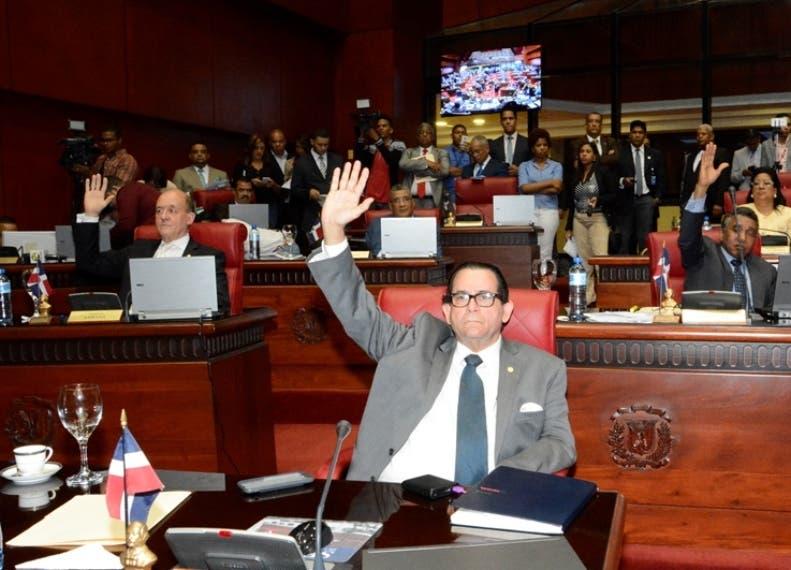 Senado aprueba el Presupuesto