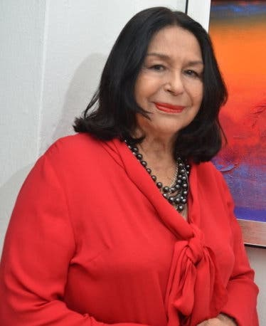 Imágenes pintóricas de Rosa Tavárez