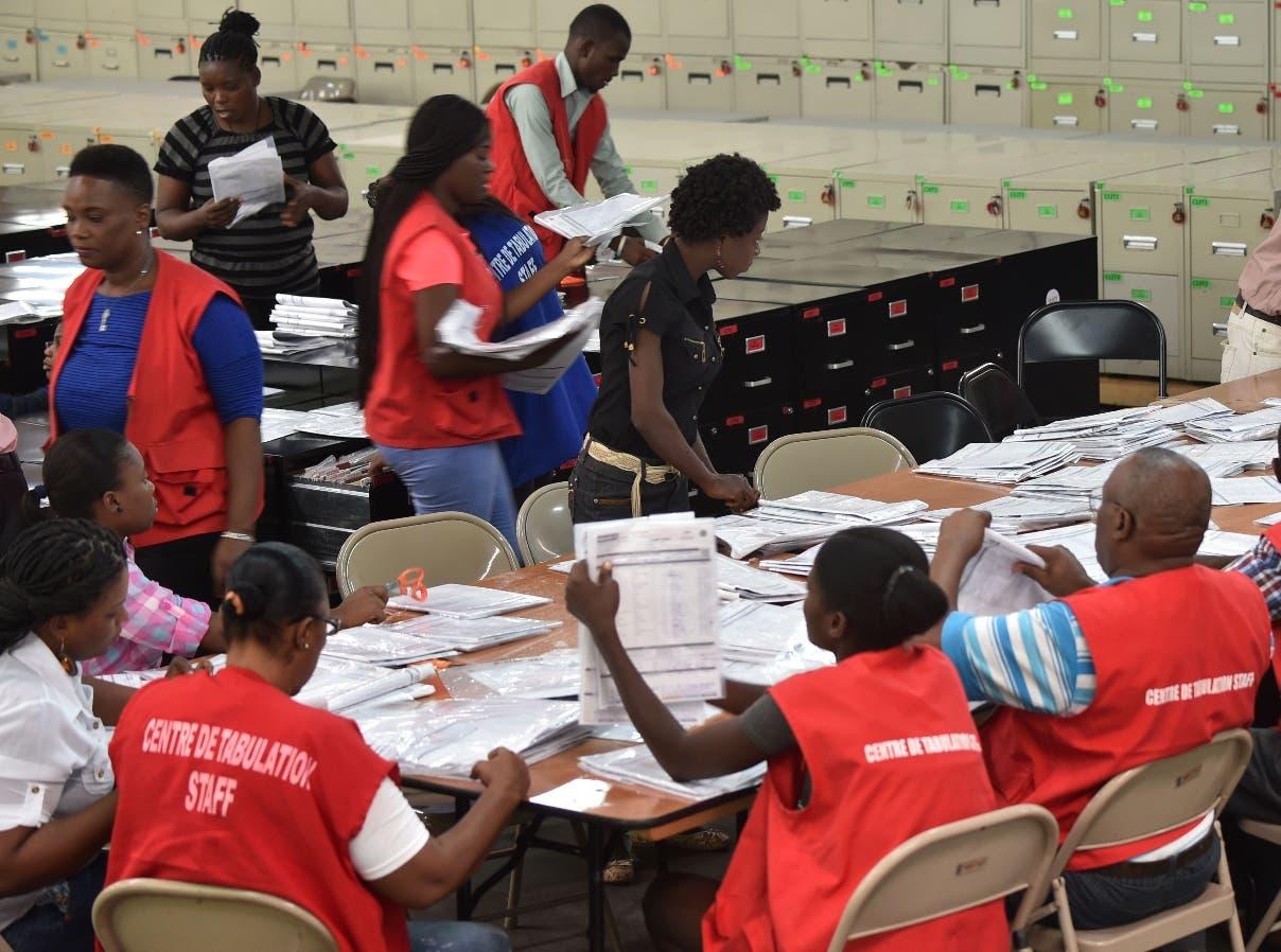HAITI: Órgano electoral pide esperar con calma resultados de comicios