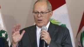 El mandatario peruano corroboró el compromiso anunciado recientemente por su primer ministro, Fernando Zavala, de que la empresa brasileña y sus compañías vinculadas no participen en más licitaciones de obras públicas en Perú.