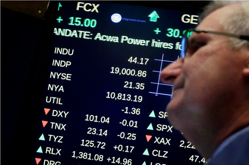 Wall Street abre en verde y el Dow sube un 0,49 % tras la caída de ayer
