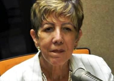 Ginette Bournigal. Archivo