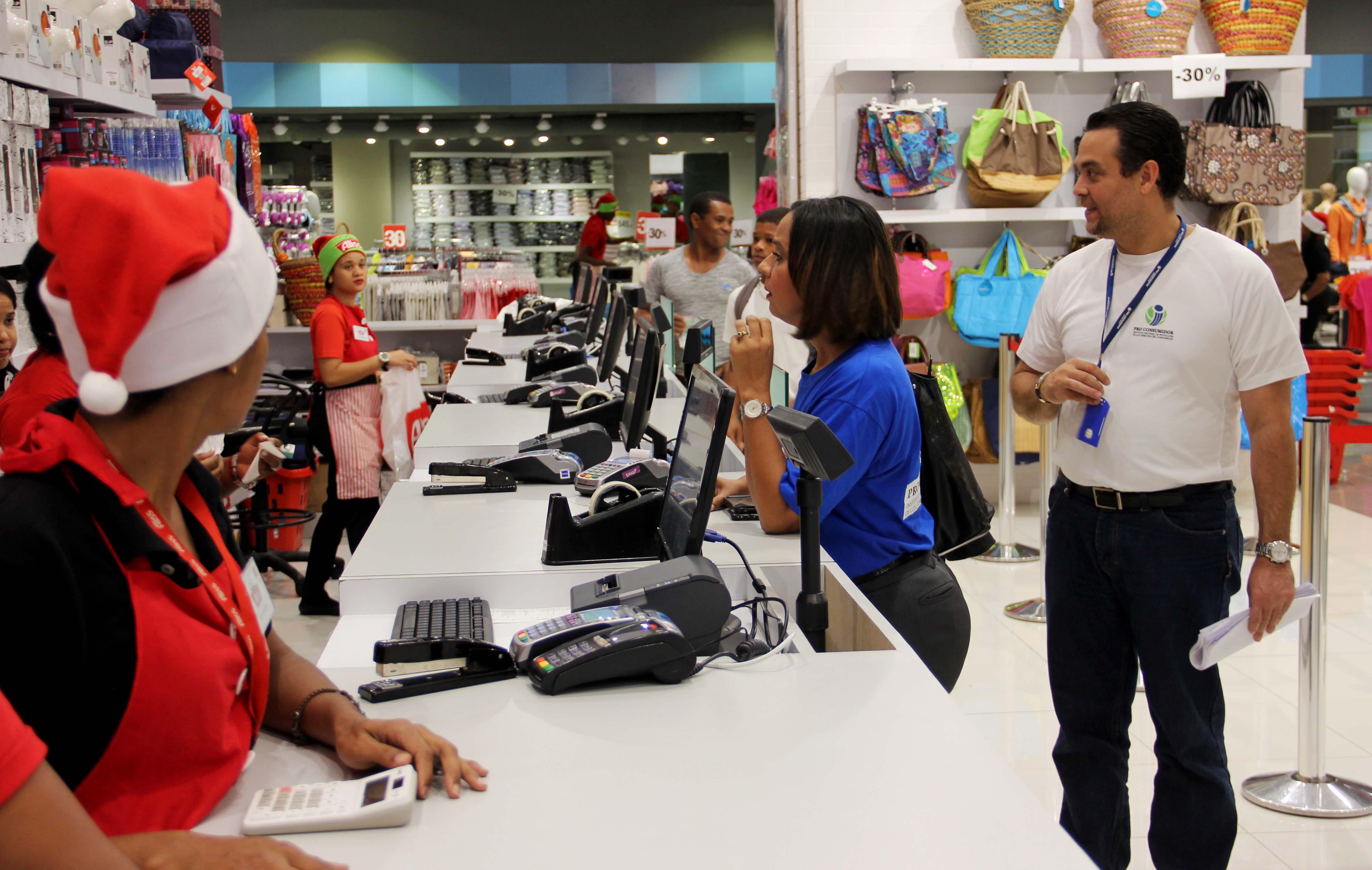 Pro Consumidor logra reducciónde infracciones durante Black Friday