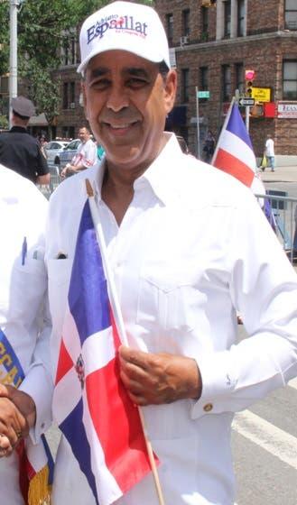 Dominicano Adriano Espaillat instalará su oficina en El Bronx