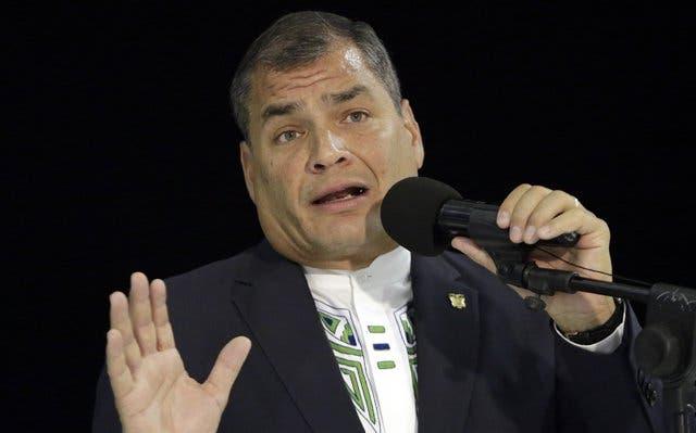 """Correa: Izquierda en A.Latina vive """"momentos difíciles"""", pero """"no terribles»"""