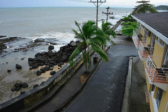 Costa Rica amanece con lluvia, nubosidad y viento antes de llegada de huracán Otto
