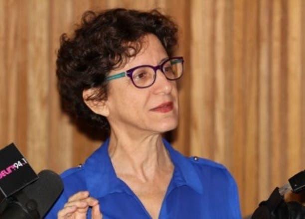 Carmen Imbert Brugal, miembro del pleno de la Junta Central Electoral.