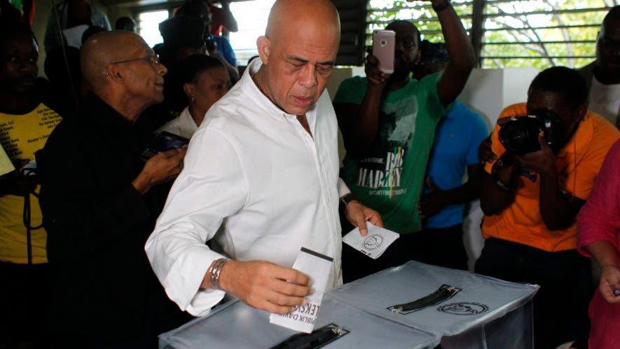 Haiti Elections