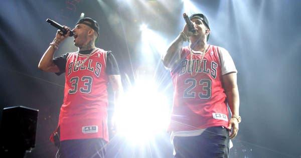 """Daddy Yankee y Nicky Jam recuerdan inicios y éxitos en gira """"Los Cangris»"""