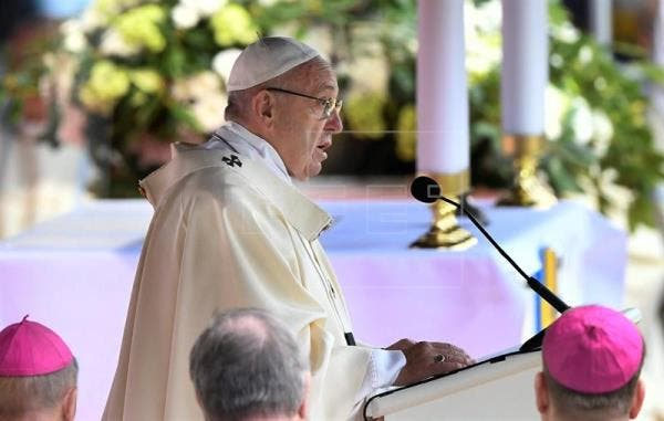 El Papa dijo que las mujeres no podrán ser sacerdotes
