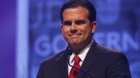 Ricardo Roselló, gobernador de Puerto Rico.