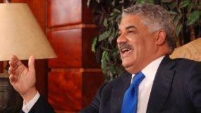 Miguel Vargas, canciller de República Dominicana.