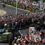 Terminan así nueve días de luto nacional en los que el legado de Fidel Castro despertó pasiones encontradas.