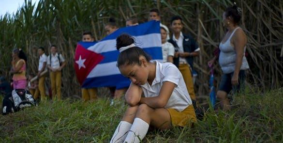 Estados Unidos vigila el cruce de cubanos tras la muerte de Castro
