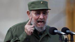 El líder cubano  Fidel Castro murió en noviembre del 2016.