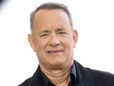 Tom Hanks. AFP