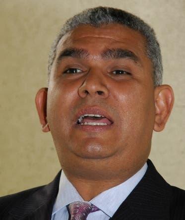 Juan Carlos Quiñones Minaya, diputado del PLD, provincia Puerto Plata.