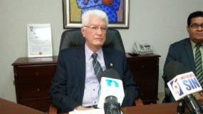 Senador Wilton Guerrero. Foto de archivo.