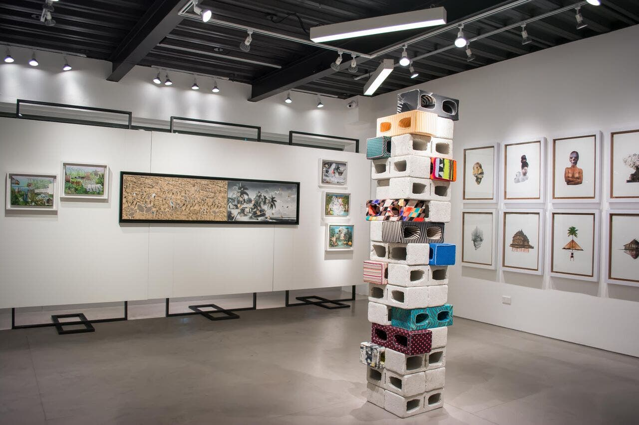 Raquel Paiewonsky exhibe «Especies y espacios»