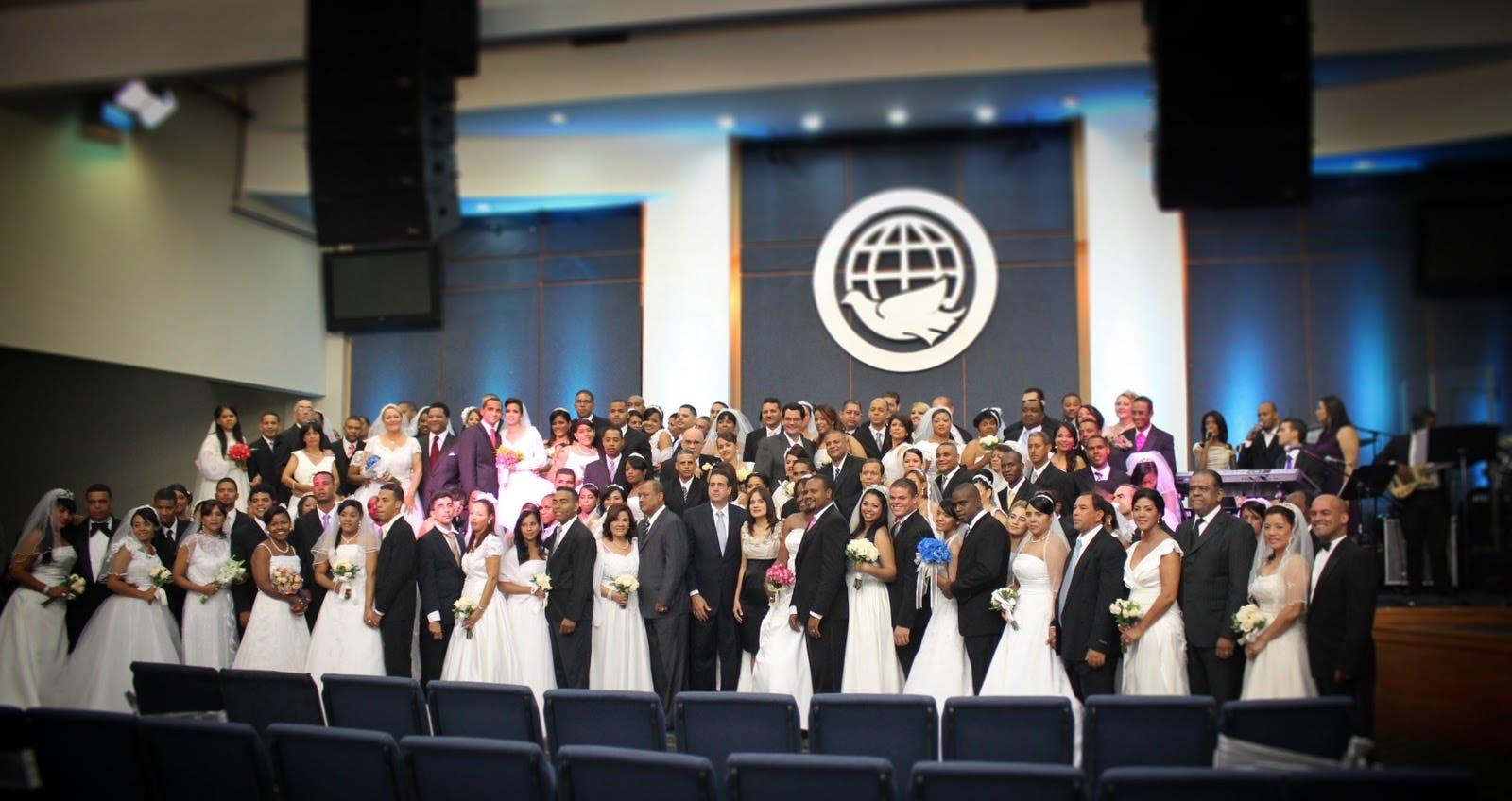 Iglesia Monte de Dios realizará el viernes su tradicional boda colectiva