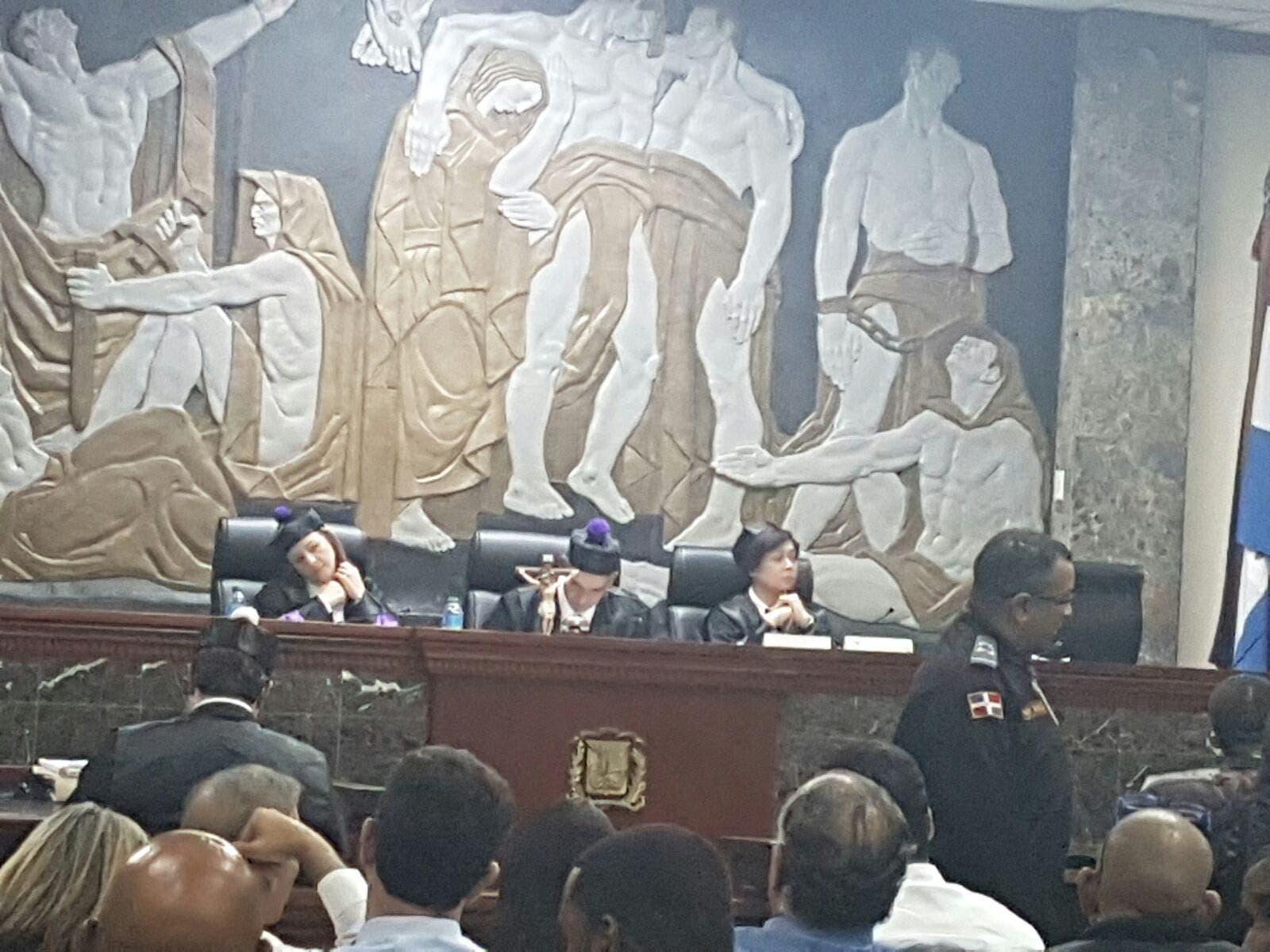 Tribunal se reserva para el jueves 15 fallo recurso de amparo interpuesto por el CONEP