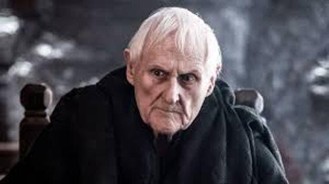 """Muere a los 93 años el actor de """"Juego de Tronos"""" Peter Vaughan"""