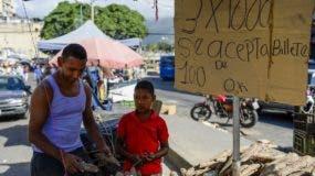 VENEZUELA-CRISIS-ECONOMY-CURRENCY