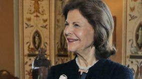La reina Silvia de Suecia. AP
