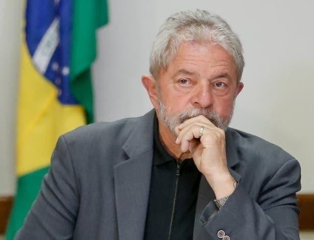 Expresidente Luiz Inácio Lula da Silva.